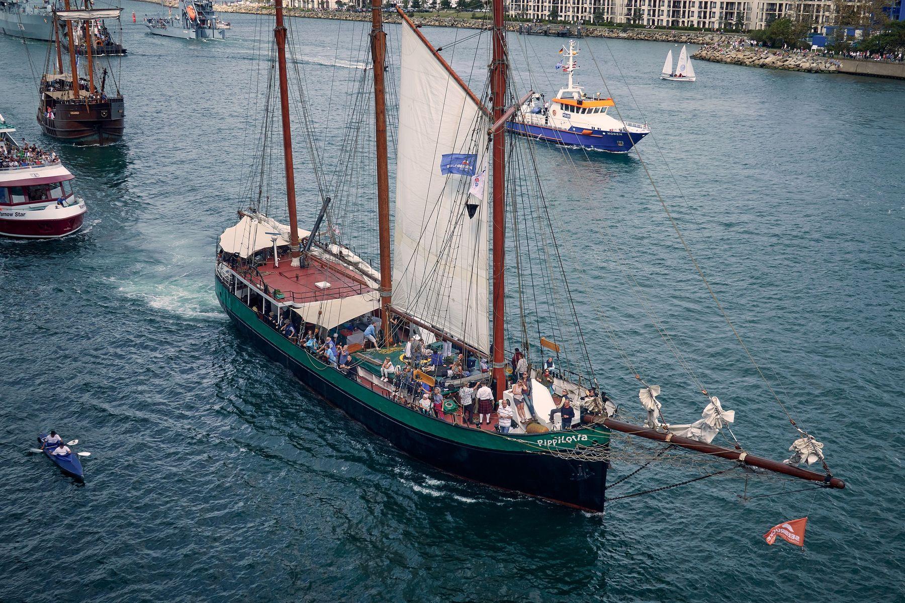 Hanse Sail 2021 Abgesagt